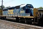 CSX 8022 on WO038